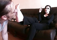 BDSM;Foot Fetish;Gothic
