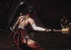 Kunoichi Flicker out of order..