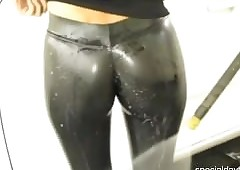 Fabulous Wetlook Drop out of..