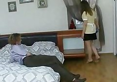 Russian teen crumpet anal think..