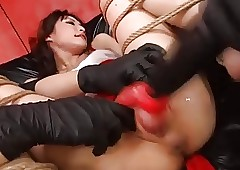 Japanese Bdsm Initiation...F70