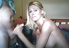 Hot spliced blowjob added to..