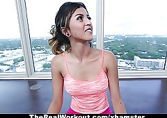 TheRealWorkout - 18 yr age-old..