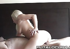 PUTA LOCURA Amazing Czech Teen