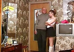 SB3 Downcast Stepdaughter Gets..