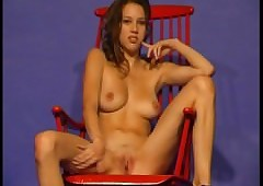 Put emphasize red-hot chair,..