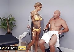Misapplied Masseur - Bonnie..
