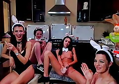 Hot smoking webcam girlhood