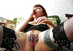 Gaping;Gothic;Matures;Piercing;..