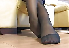 Unsubtle close by Pantyhose